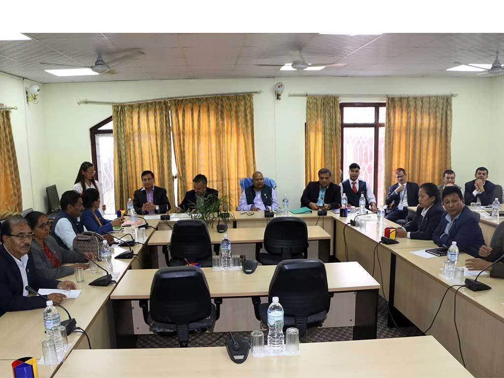 संसदीय सुनुवाई समिति राजदूत उजुरी सम्बन्धमा